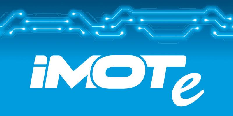 Logo der Sonderausstellung IMOT-e